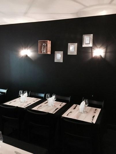 Les Bons Copains restaurant finger food Strasbourg