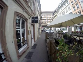 Les Bons Copains restaurant finger food Strasbourg 4