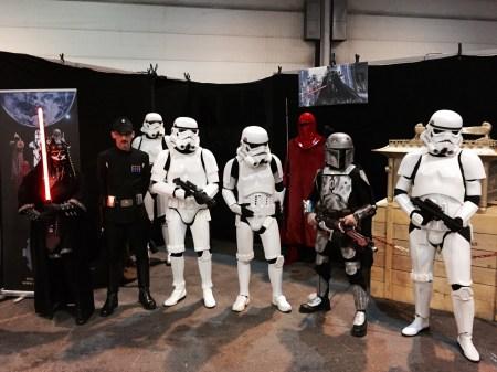 cosplay Star wars