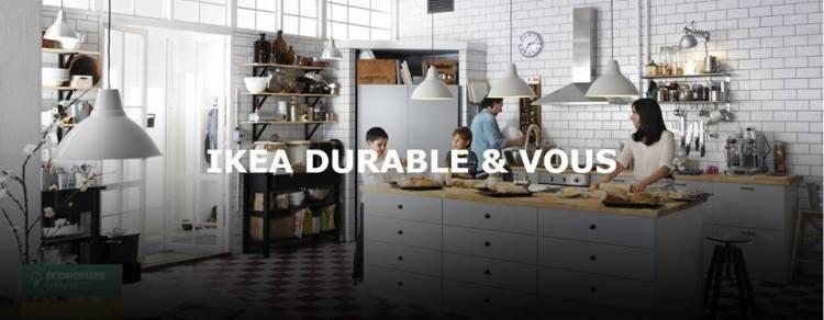 Ikea Durable et vous