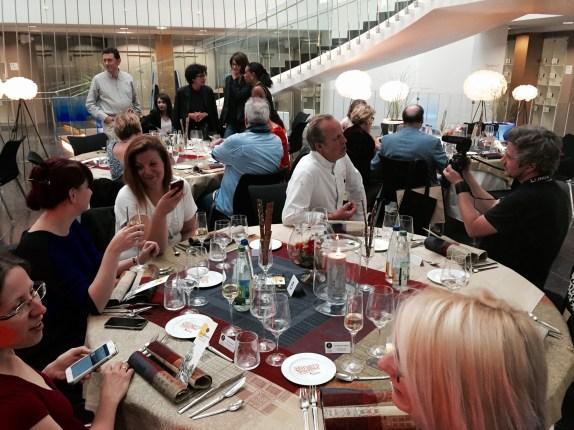 diner insolite du patrimoine BNU Strasbourg juin 2015