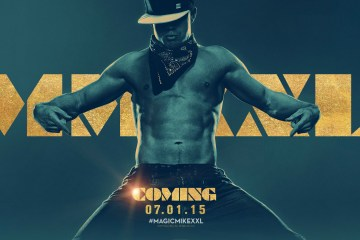 Magic Mike XXL affiche soiree Strasbourg