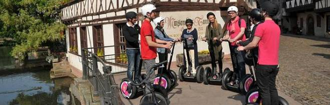 Segway Strasbourg One City Tours 5