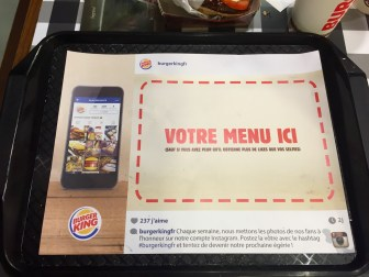 Burger King Strasbourg
