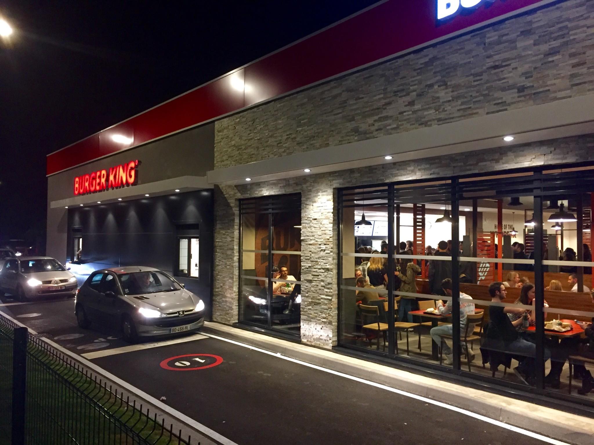 Burger King Strasbourg