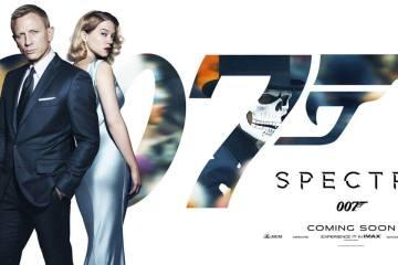 James Bond concours