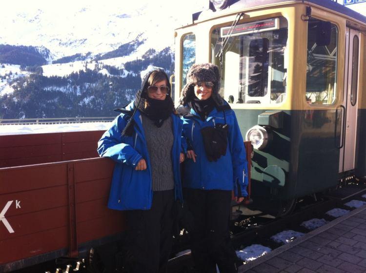Emmanuelle et Valerie de Insolit'Pro, conceptrices d'activites inedites