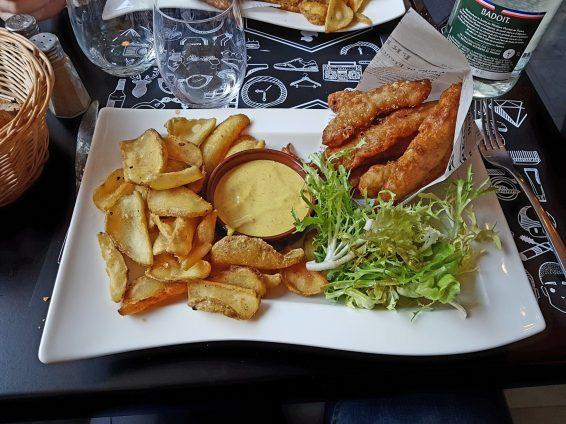 Chez mon ex restaurant Strasbourg