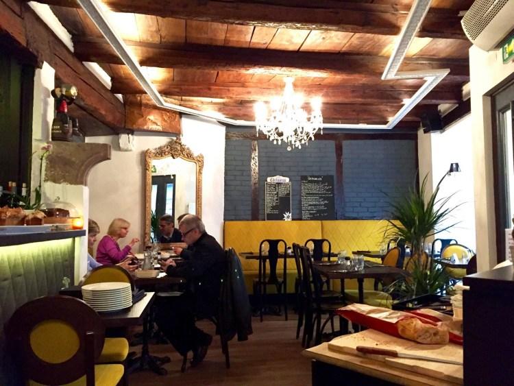 Café Runtz restaurant Strasbourg