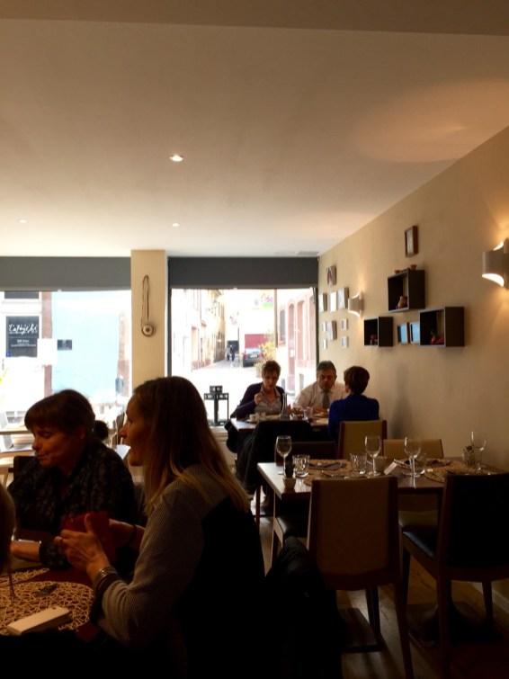 Santa Elena Strasbourg restaurant sud americain