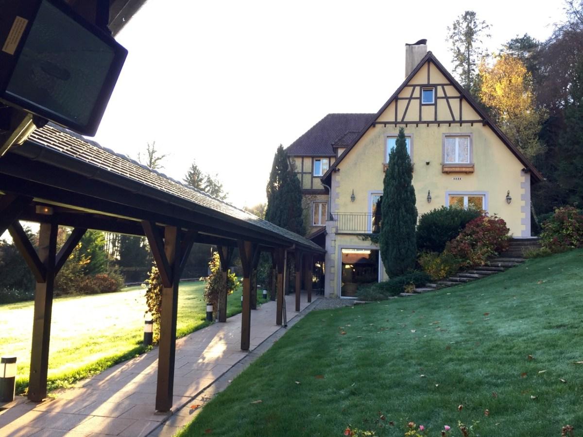 Kapoué test n°87 : Hôtel Le Clos des Delices à Ottrott