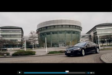 TESLA video Alsace BlackBlitz clip