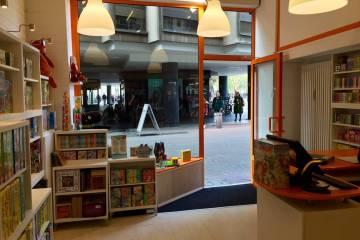 Brin d'herbe Le Philibert des Petits Strasbourg boutique jeux enfants