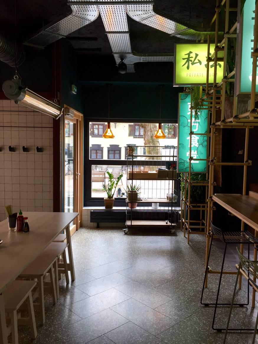 Kapoué test n°95: EAST Canteen, cantine asiatique à Strasbourg