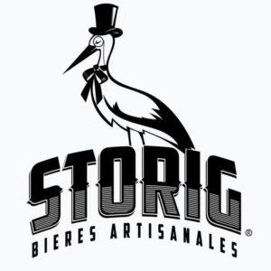 Brasserie DEBUS bière artisanale Storig Schiltigheim logo