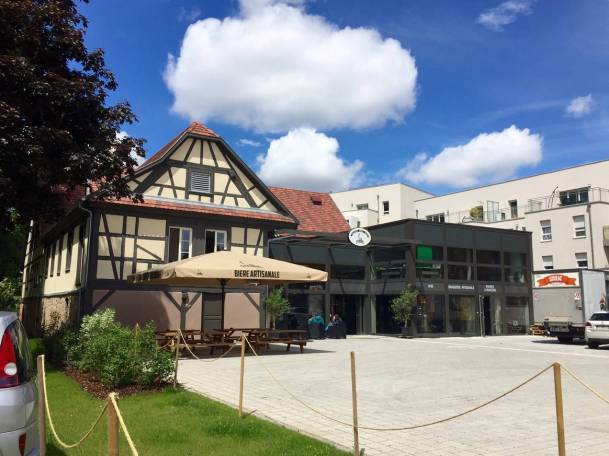 Brasserie Michel Debus bière artisanale Storig Schiltigheim