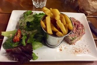 steak tartare brasserie-michel-debus-storig-schiltigheim