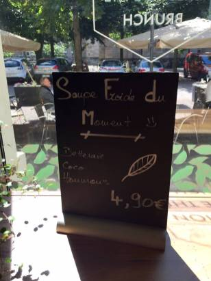 Eden sans gluten restaurant végétarien vegan Strasbourg