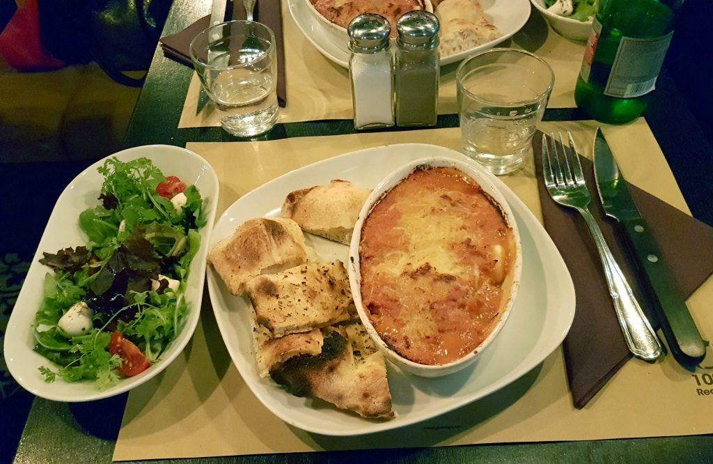 AEDAEN Place pizzeria plat du jour Strasbourg rue des aveugles