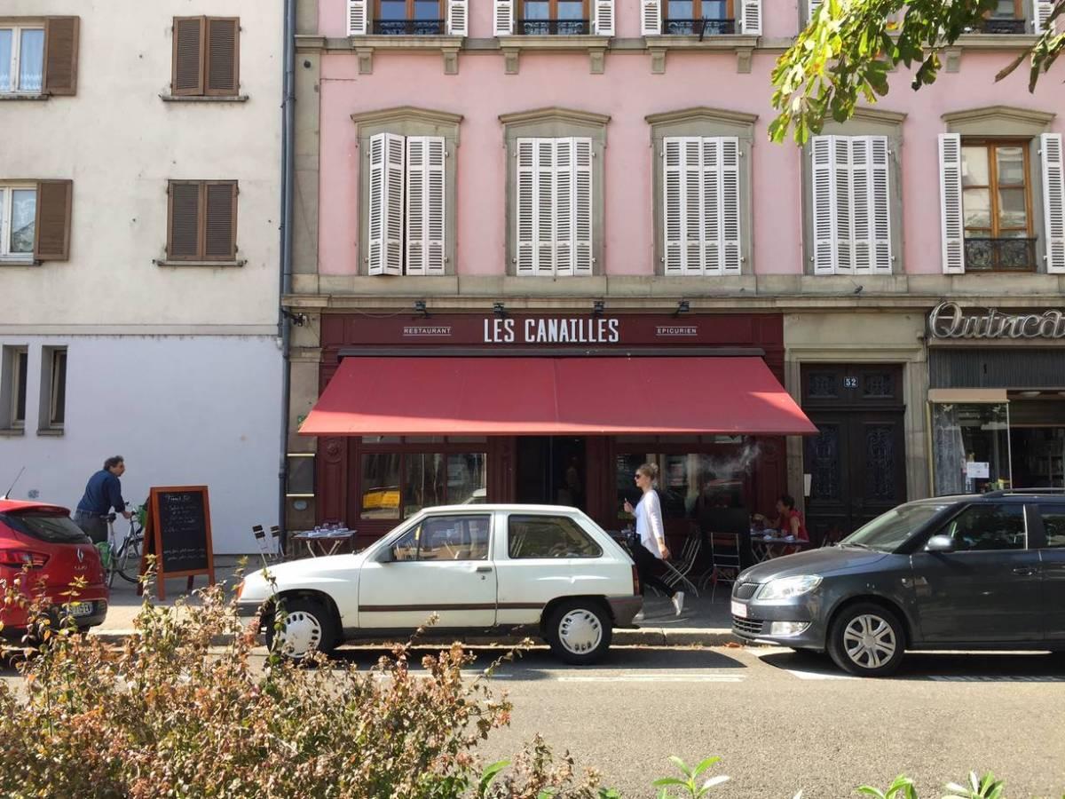 Kapoué test n°105 : Les Canailles, restaurant épicurien à la Krutenau