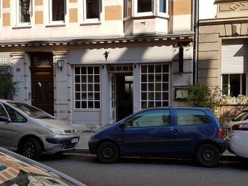 Les funambules strasbourg restaurant rue geiler