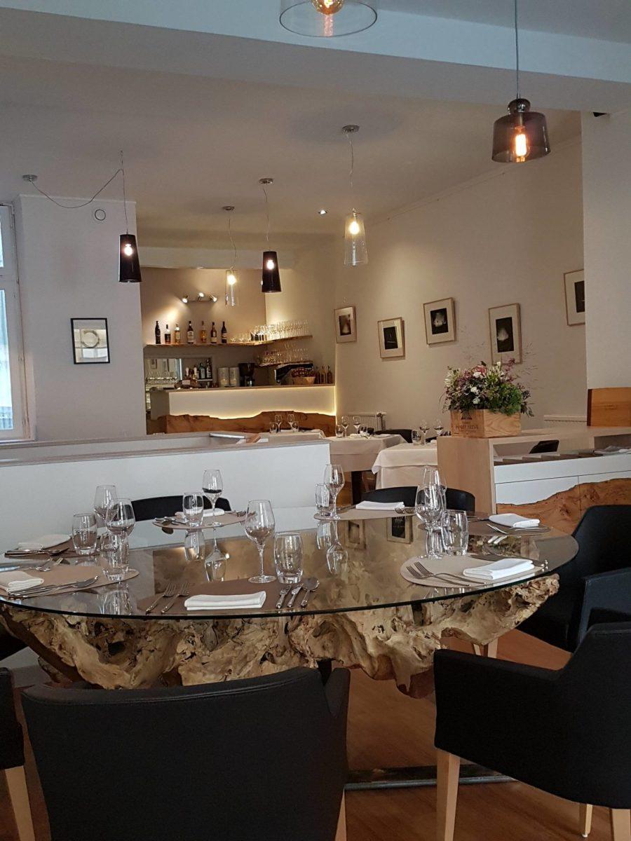 Kapoué Test n°108 : Les Funambules, restaurant gastronome à Strasbourg