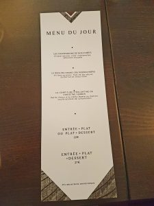 Terroir & Co restaurant sofitel Strasbourg