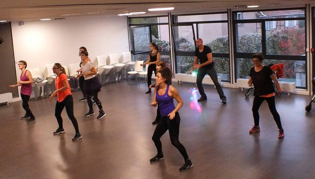 Association danse Strasbourg Sanaga