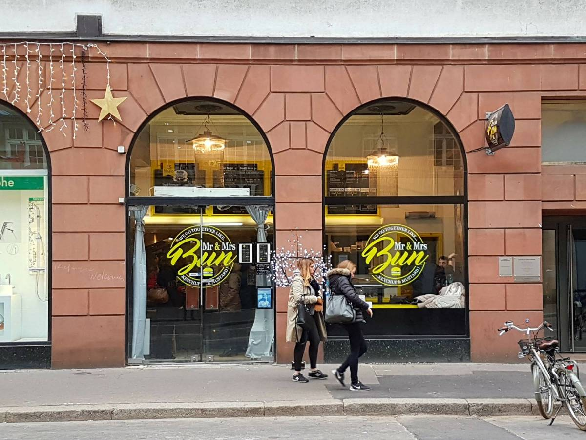 Kapoué test n°112 : Mr & Mrs Bun, snacks de burgers à Strasbourg
