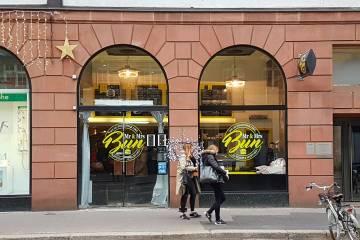 Mr & Mrs Bun rue du 22 novembre restaurant burger Strasbourg