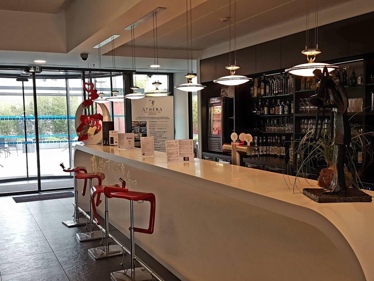 Kapoué test n°119: ATHENA, hôtel brunch & spa à Strasbourg