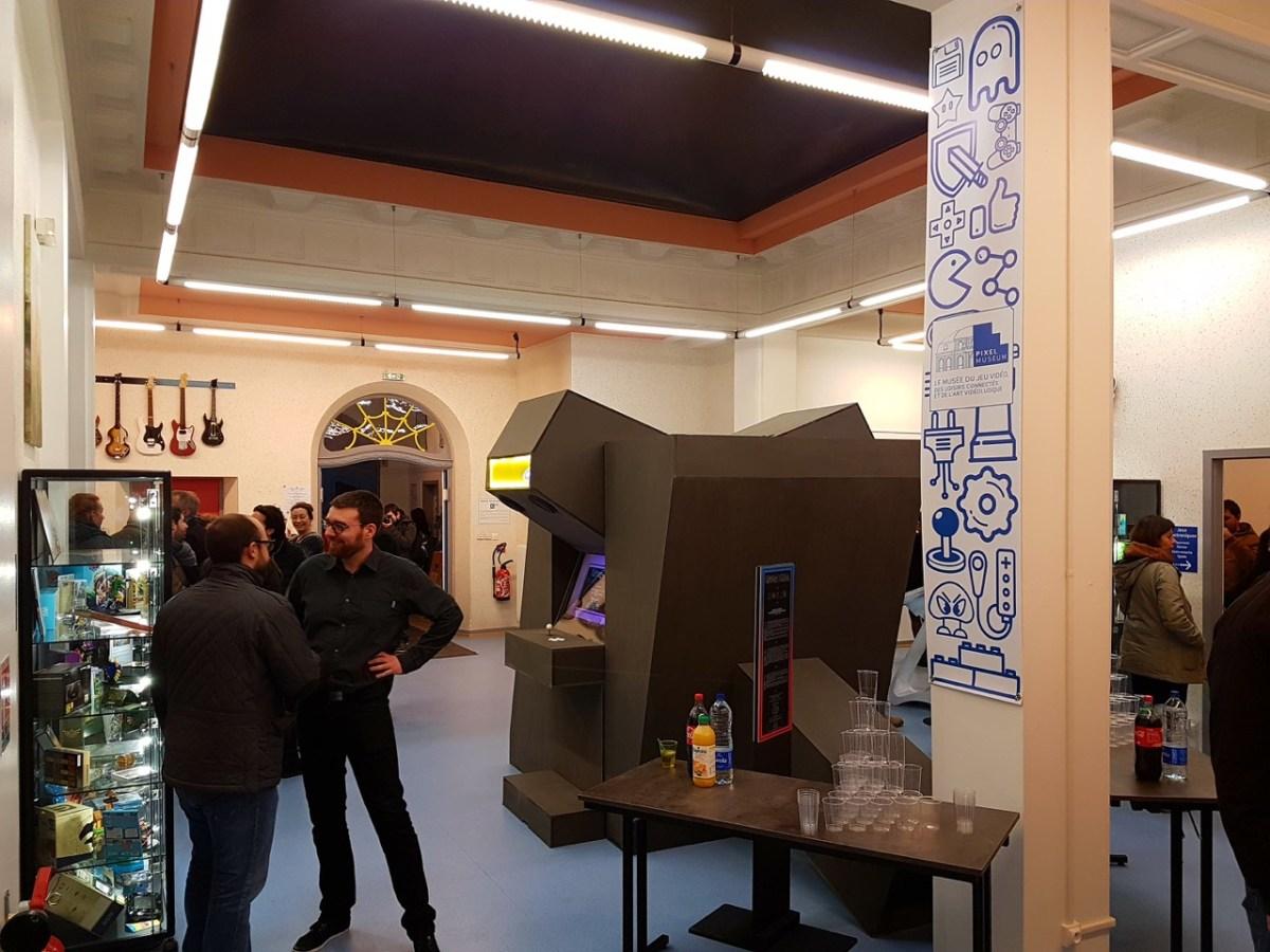 Ouverture du Pixel Museum: Musée du jeu vidéo à Schiltigheim