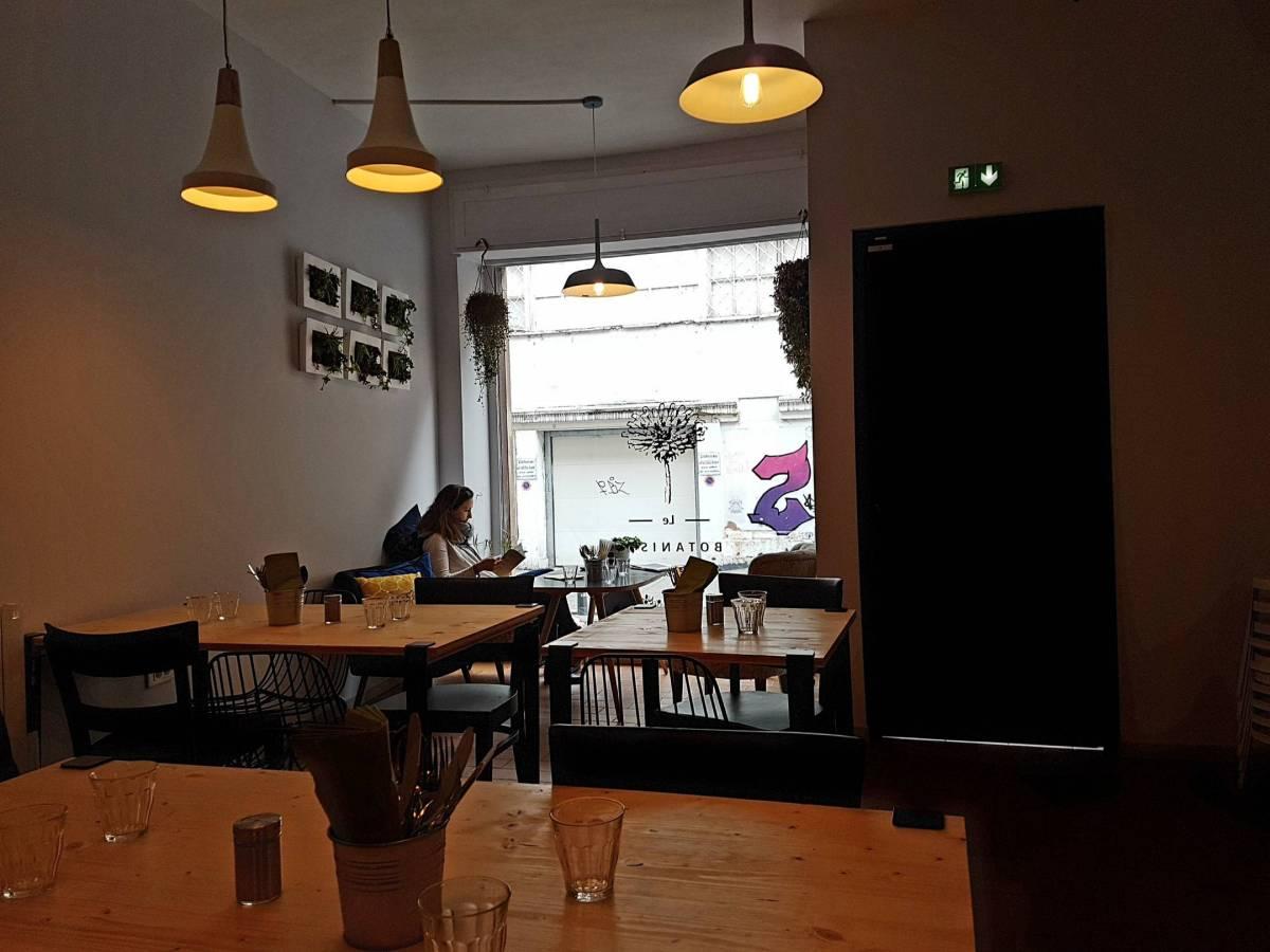 Kapoué test n°118: Le Botaniste, bar-restaurant créatif à Strasbourg