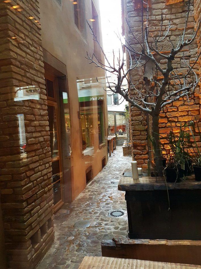 Caupona brasserie Grand rue Strasbourg