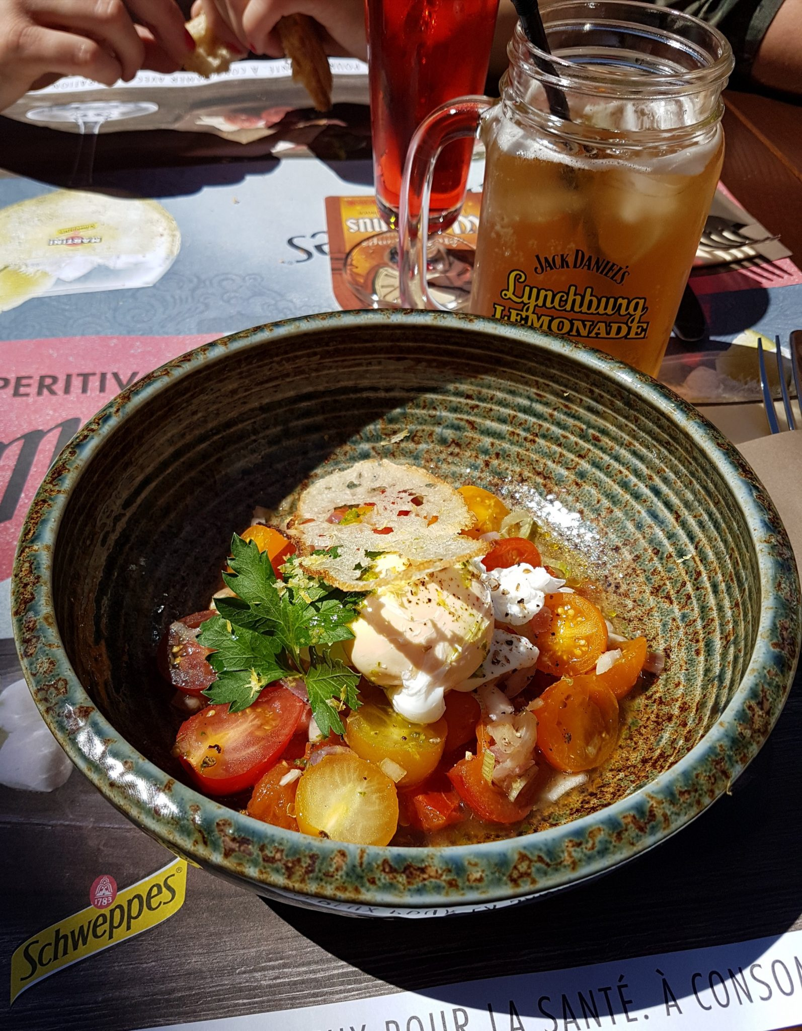 le comptoir eugene restaurant Strasbourg Krutenau terrasse 1