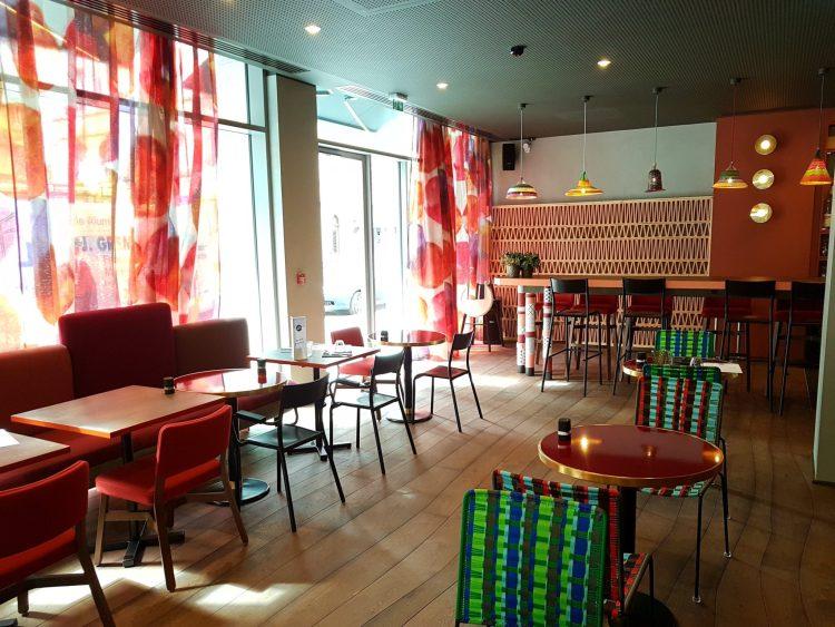 BOMA hotel Strasbourg restaurant rue du 22 Novembre concept bistro croque-monsieur