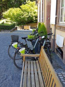 Croq'Vélo Barr Alsace office de tourisme vignoble terroir