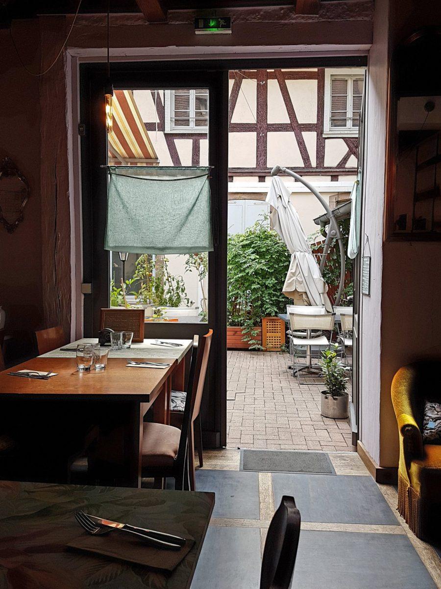 Kapoué test n°138: Le Pont Aux Chats, restaurant au cœur de la Krutenau