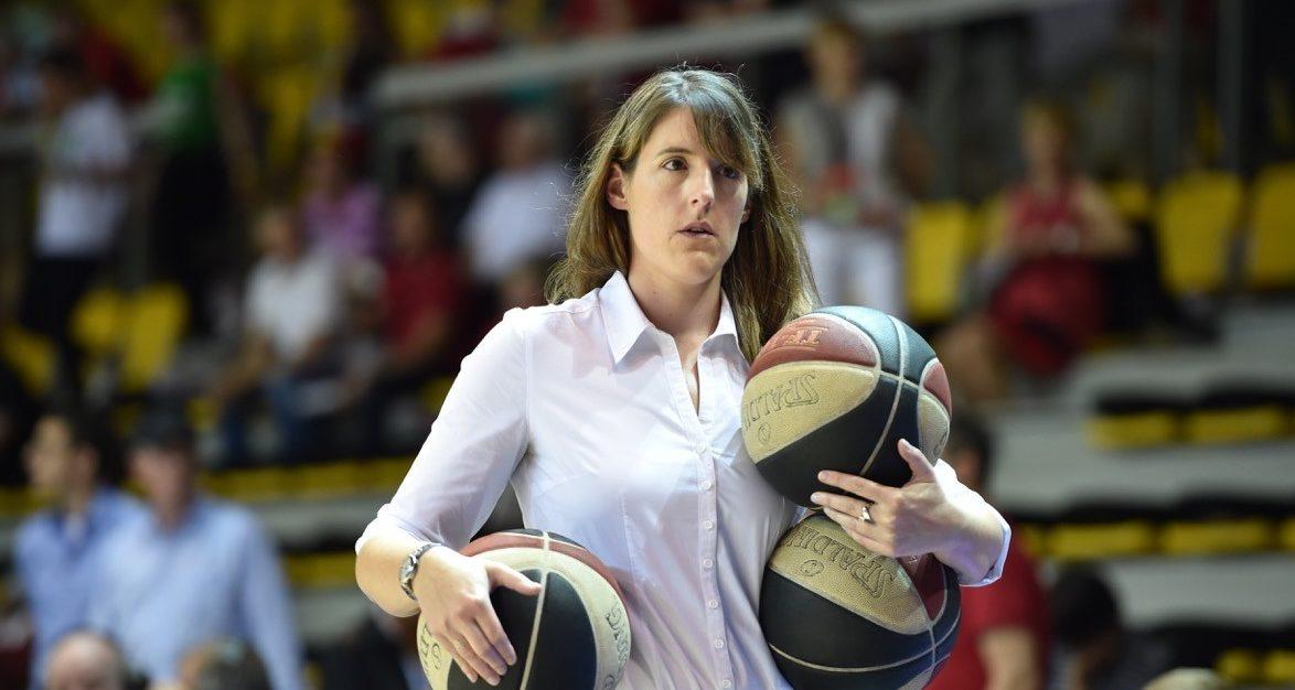 Interview de Lauriane Dolt, coach assistant de la SIG Strasbourg