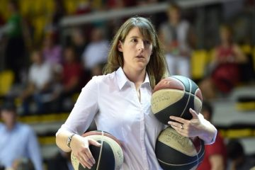 SIG Strasbourg Lauriane Dolt assistante coach basket