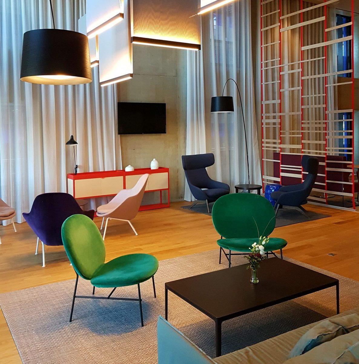 Ouverture de l'hôtel 4 étoiles OKKO Presqu'île Malraux à Strasbourg