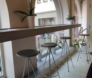 BLOOM café coffeeshop Strasbourg vegan Petite France place des meuniers