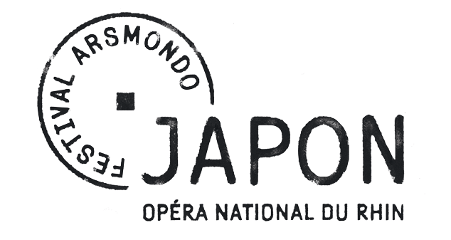 festival Arsmondo Japon Opéra du Rhin Strasbourg logo
