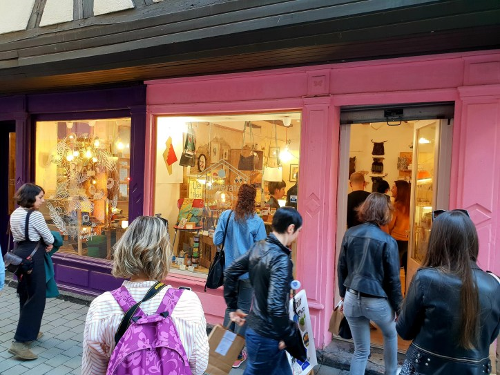 Curionomie visite insolite culturelle Strasbourg groupe tourisme couple escapade citytour
