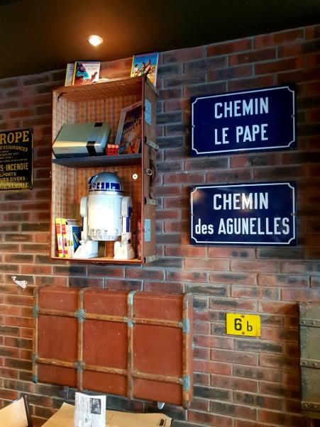 Les fils a Maman Strasbourg restaurant Krutenau rue des Orphelins annees 80 90 - 6