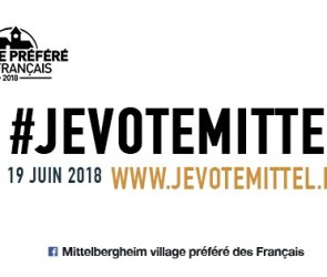 Mittelbergheim village préféré des français France 2 2018