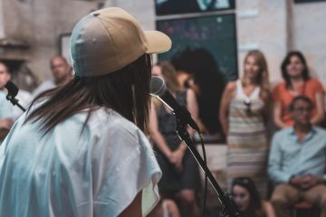 Nawelle'K chanteuse portrait interview Strasbourg