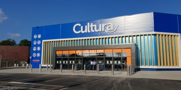 Cultura Geispolsheim Strasbourg loisir culture shopping muisique