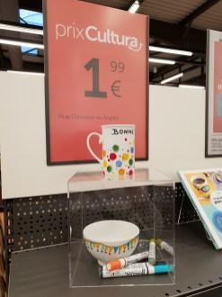 magasin Cultura Geispolsheim Strasbourg loisir culture shopping muisique art 21