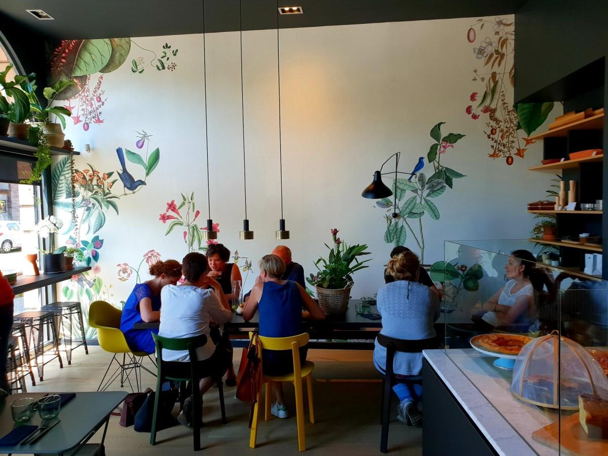 Kapoué test n°152: SURTOUT, café / boutique à Strasbourg